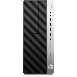 Ordinateur de bureau HP EliteDesk 800 Microtour (4QC92EA)