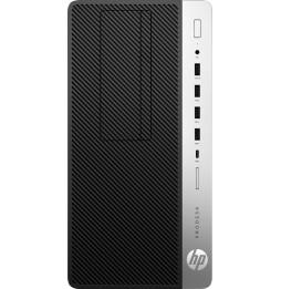 Ordinateur de Bureau HP ProDesk 600 G4 Microtour (3XW65EA)