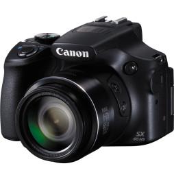 Appareil photo compact Canon PowerShot SX60 HS (9543B002AA)