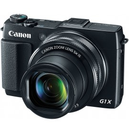 Appareil photo compact Canon PowerShot G1 X Mark II (9167B014AA)