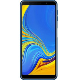 Smartphone Samsung Galaxy A7 (2018, Double Sim)