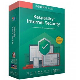 Kaspersky Internet Security 2020 - 10 Postes / 1 An