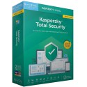 Kaspersky Total Security 2020 - 5 Postes / 1 An