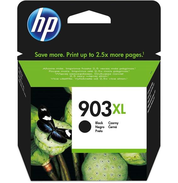 HP 903XL Noir - Cartouche d'encre HP d'origine (T6M15AE)