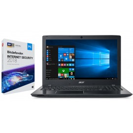 Ordinateur Portable Acer Aspire E 15 + Bitdefender Internet Security