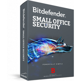 Bitdefender Small Business Office Security - 1 AN (L-FBDSOS8K1-005)