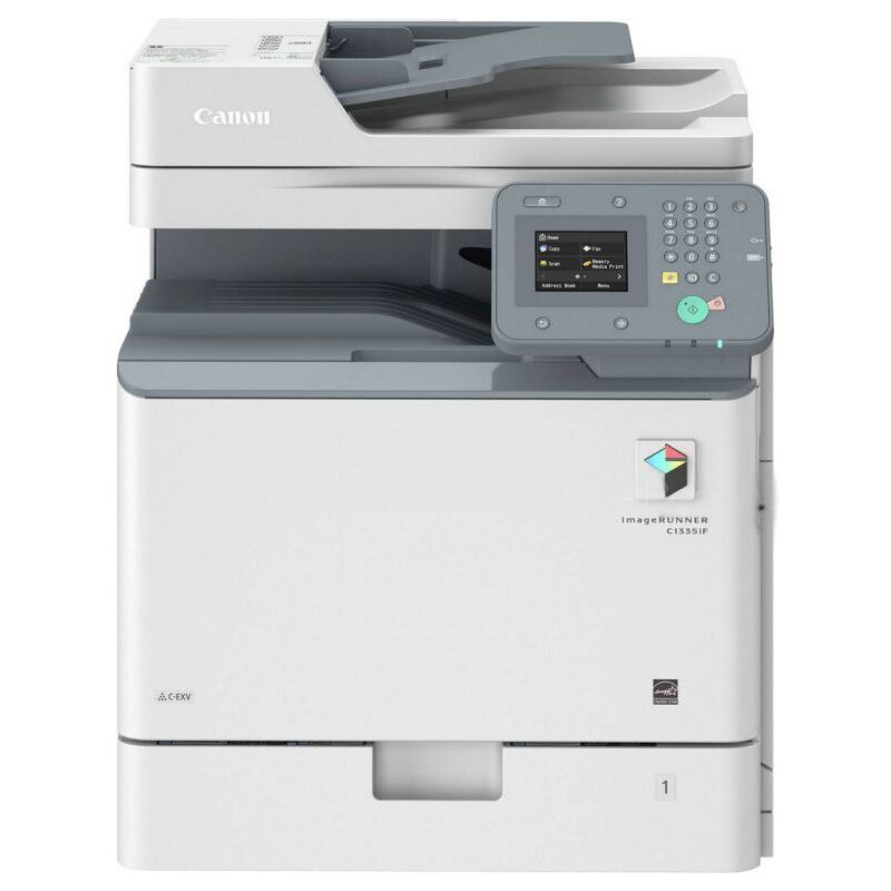 Copieur Multifonction A4 Canon imageRunner C1335iF (9576B001AA)