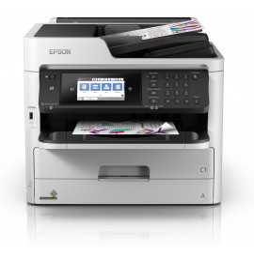 Imprimante multifonction Jet d'encre Epson WorkForce PRO WF-C5710DWF (C11CG03402)