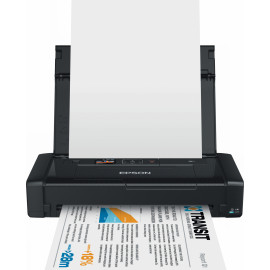 Imprimante mobile Jet d'encre Epson Workforce WF-100W (C11CE05403)
