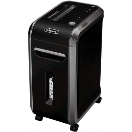 Destructeur de documents Fellowes coupe droite Powershred 90S (4690101)