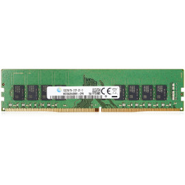 Barrette mémoire HP 4GB DDR4 2400 MHz DIMM - Pc Bureau(Z9H59AA)
