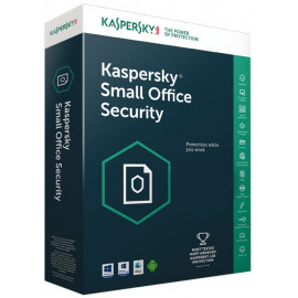 Kaspersky Small Office Security 7.0 | 1 Serveur / 10 Postes (KL45418BKFS-20MWCA)