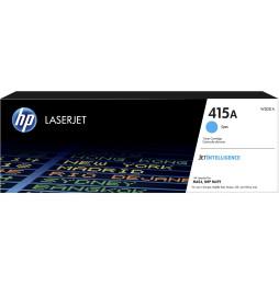 HP 415A Cyan (W2031A) - Toner HP LaserJet d'origine
