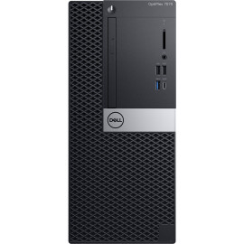 Ordinateur de bureau Dell OptiPlex 7070 - Tour (OP7070MT-I7-9700-W)