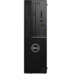 Ordinateur de bureau Dell Precision 3430 - Compact (PRT3430-I5-8500-S)