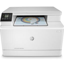Imprimante Multifonction Laser Couleur HP LaserJet Pro M182n (7KW54A)