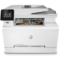 Imprimante Multifonction Laser Couleur HP LaserJet Pro M283fdn (7KW74A)