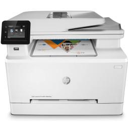 Imprimante Multifonction Laser Couleur HP LaserJet Pro M283fdw (7KW75A)