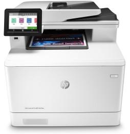 Imprimante Multifonction Laser Couleur HP LaserJet Pro M479dw (W1A77A)