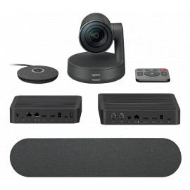 Système ConferenceCam Logitech Rally Ultra HD (960-001237)