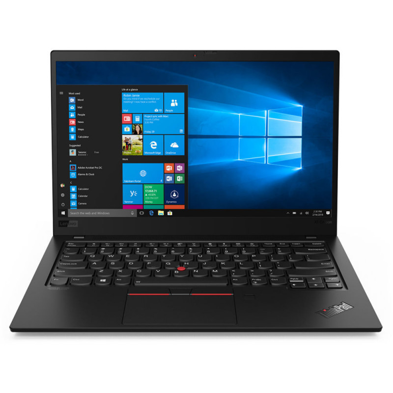Ordinateur Portable Lenovo ThinkPad X1 Carbon (20QD001JFE)