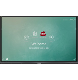 "Écran interactif 4K ViewSonic ViewBoard® 65"""