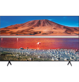 "Téléviseur Samsung TU7000 Crystal UHD (4K) Smart 50"" (UA50TU7000UXMV)"