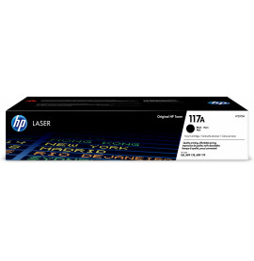 HP 117A Noir (W2070A) - Toner HP LaserJet d'origine