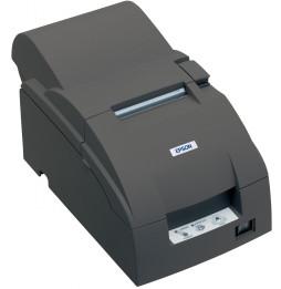 Imprimante Epson TM-U220A noire port série (avec alim - sans cordon secteur)