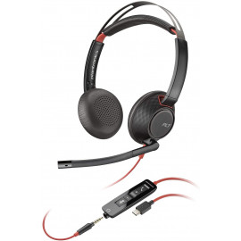 Micro-Casque Plantronics Blackwire 5220 USB-A