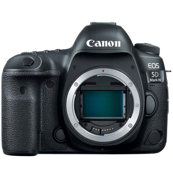 Appareil photo Reflex Canon EOS 5D Mark IV - Boîtier nu (1483C025AA)