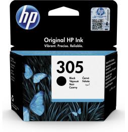 HP 305 Noir - Cartouche d'encre HP d'origine (3YM61AE)