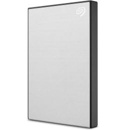 Disque dur portable Seagate Backup Plus Slim 1 TB/2 TB Argent - USB 3.0 (STHN1000401)