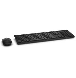 Clavier et souris sans fil Dell KM636 (580-ADFX)