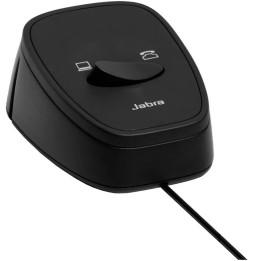 Interrupteur manuel pour téléphones fixes et softphones Jabra Link 180 (180-09)