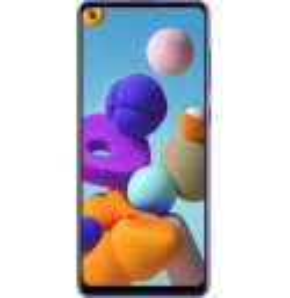Smartphone Samsung Galaxy A21s (Double SIM)