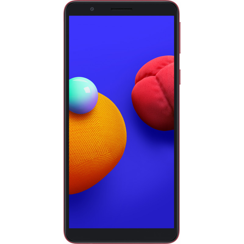 Smartphone Samsung Galaxy A01 Core (Double SIM) rouge