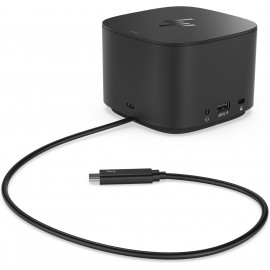 Station d'accueil HP Thunderbolt 120 W G2 (2UK37AA)