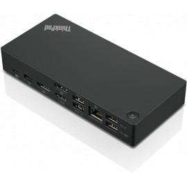 Station d'accueil Lenovo ThinkPad USB-C Gen 2 (40AS0090EU)