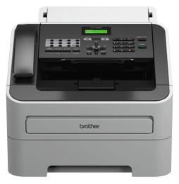 Brother FAX-2845 : Télécopieur laser monochrome avec combiné téléphonique