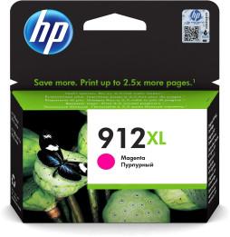 HP 912XL Magenta - Cartouche d'encre grande capacité HP d'origine (3YL82AE)