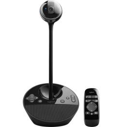 Logitech ConferenceCam BCC950 - Webcam et module mains libres pour groupes de 1 à 4 personnes (960-000867)