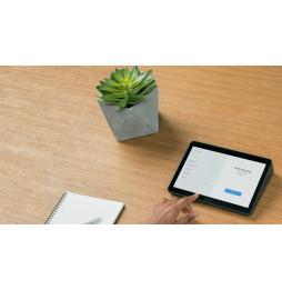 Contrôleur tactile Logitech Tap pour les salles de visioconférence(TAPMSTBASEI7ME)
