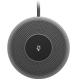 Extension microphones pour Logitech Meetup - Microphone supplémentaire (989-000405)