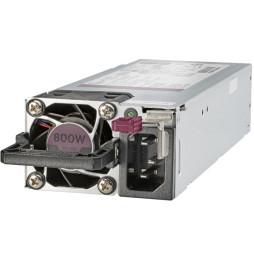 Kit d'alimentation HPE Platinum, à logement flexible, enfichable à chaud, faible teneur en halogène, 800 W (865414-B21)