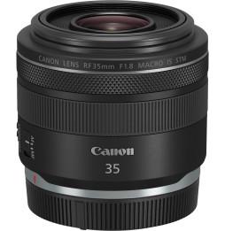 Objectif Canon RF 35mm F1.8 IS Macro STM (2973C005AA)