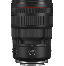 Objectif Canon RF 24-70MM F2.8L IS USM (3680C005AA)