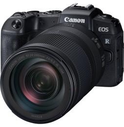 Réflex Canon EOS RP + Objectif RF 24-240mm F4-6.3 IS USM (3380C033AA)