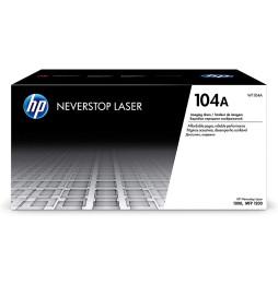 HP 104A noir (W1104A) - Tambour d'imagerie HP d'origine