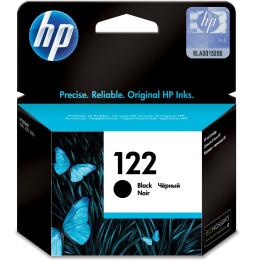 HP 122 Noir - Cartouche d'encre HP d'origine (CH561HE)